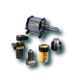 Enerpac Swing Cylinders and Enerpac Workholding Group