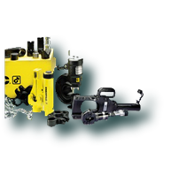 Enerpac Press and Enerpac Cutter Tools Group